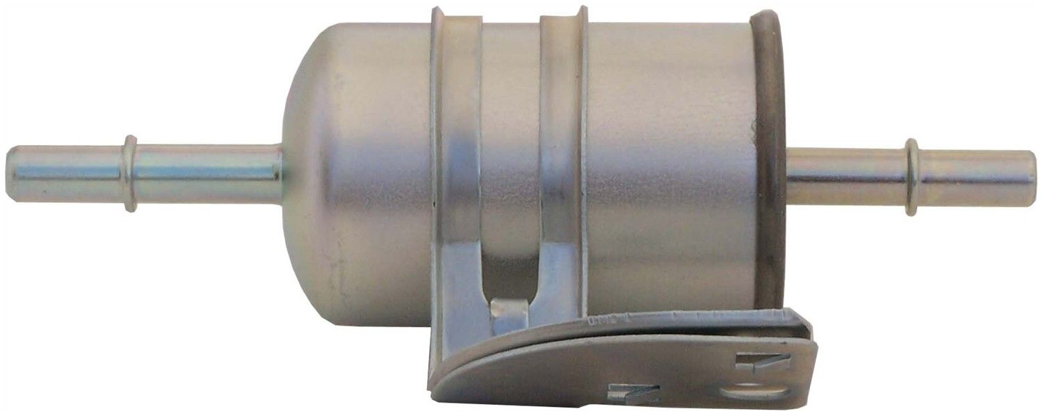 2004 Pontiac Aztek Fuel Filter - N/A 6 Cyl 3.4L (Fram G6896) with 2 male  connections.