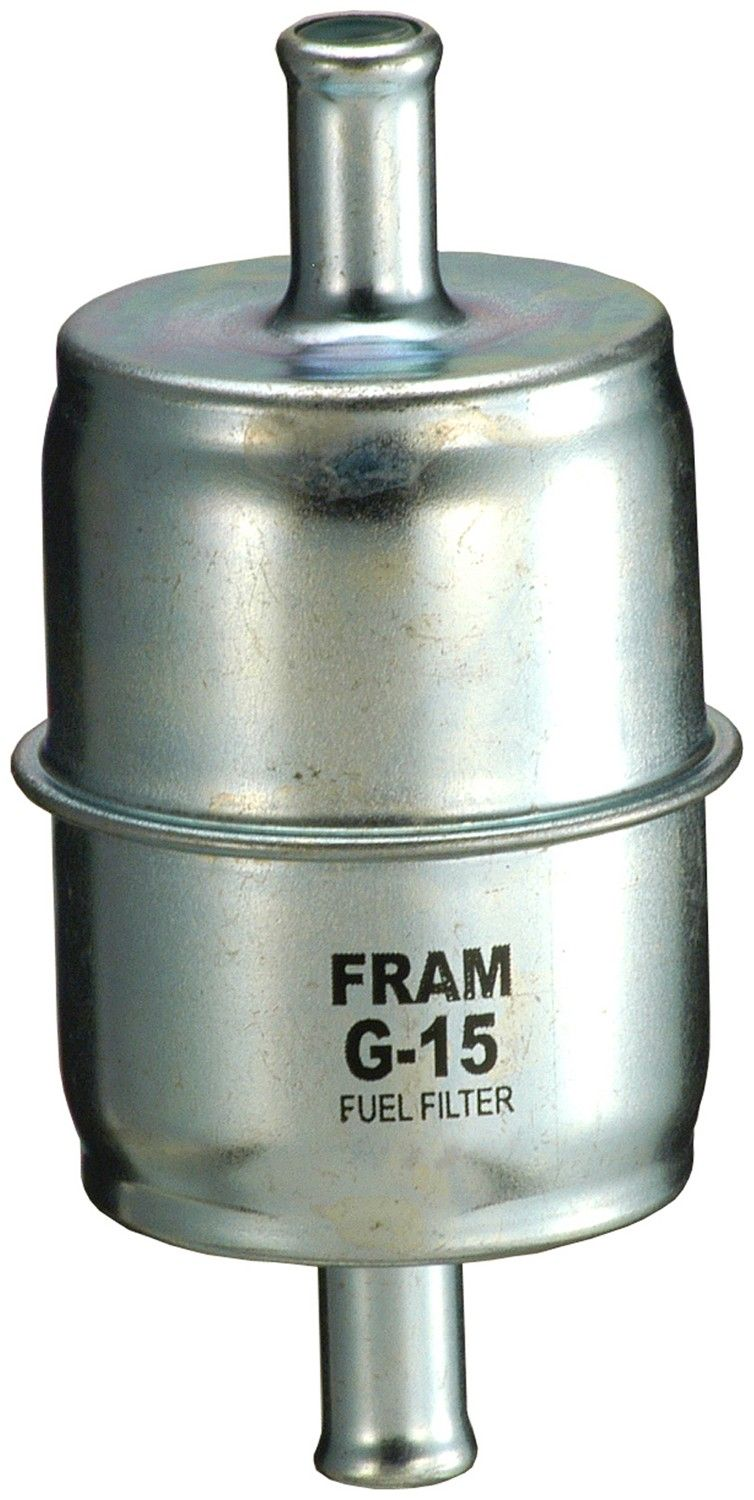1969 Mercury Monterey Fuel Filter - N/A 8 Cyl 7.0L (Fram G15)