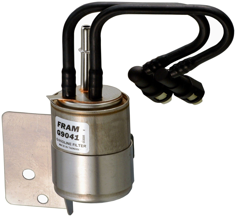 1998 Dodge Stratus Fuel Filter 4 Cyl 2.0L (Fram G9041) In-Line Fuel Filter .