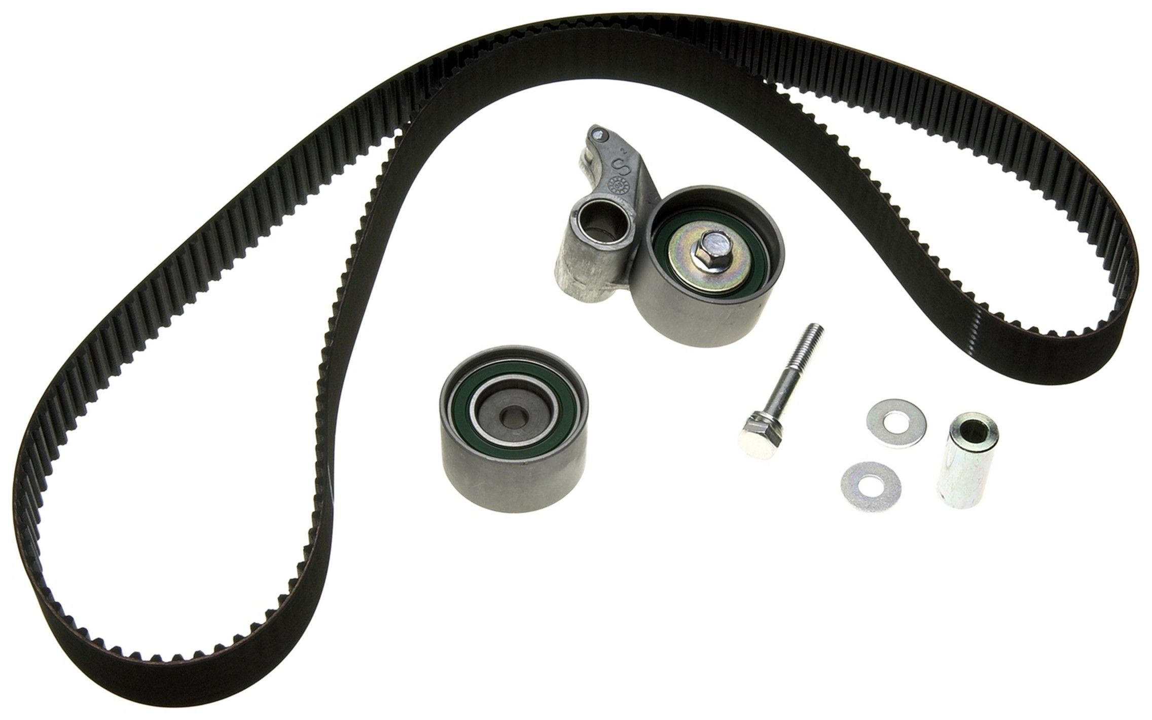 Isuzu Amigo Engine Timing Belt Component Kit Replacement Beck 1999 Water Pump 2000 6 Cyl 32l Gates Tck303 Interference Application Does Not Include Cam Tensioner Hyd Assy