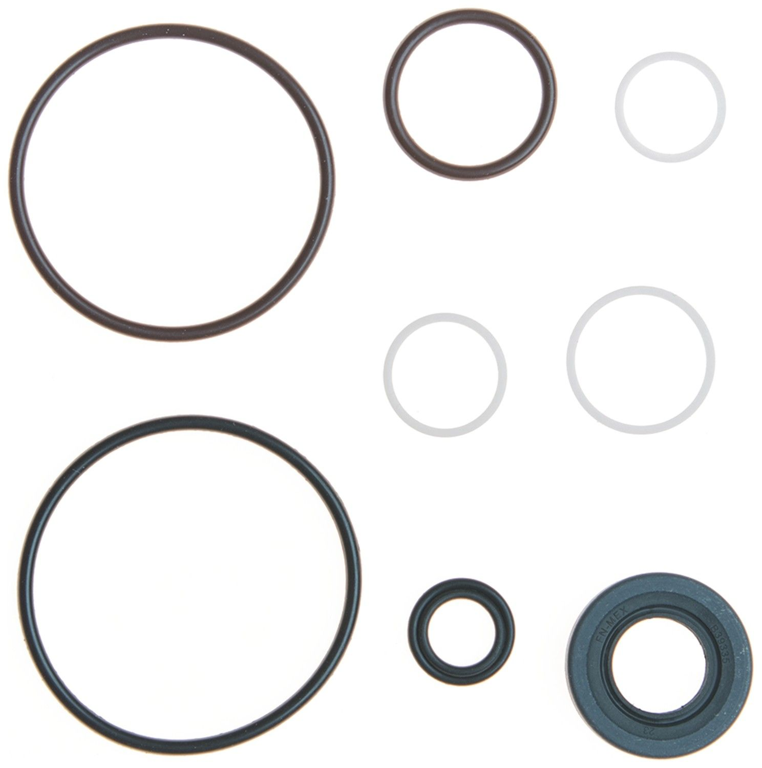Ford Focus Power Steering Pump Seal Kit Replacement Edelmann Gates 2010 Engine Diagram 2009 4 Cyl 20l 349010