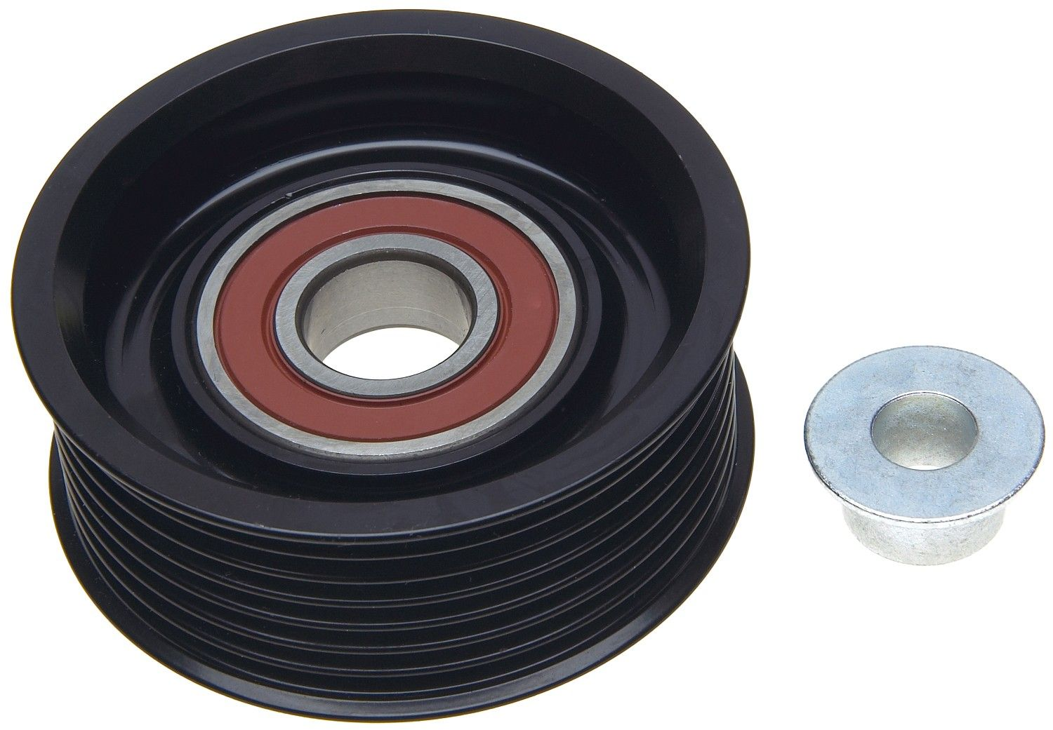 Nissan Frontier Drive Belt Idler Pulley Replacement Dayco Four Diagram 2015 6 Cyl 40l Gates 36222