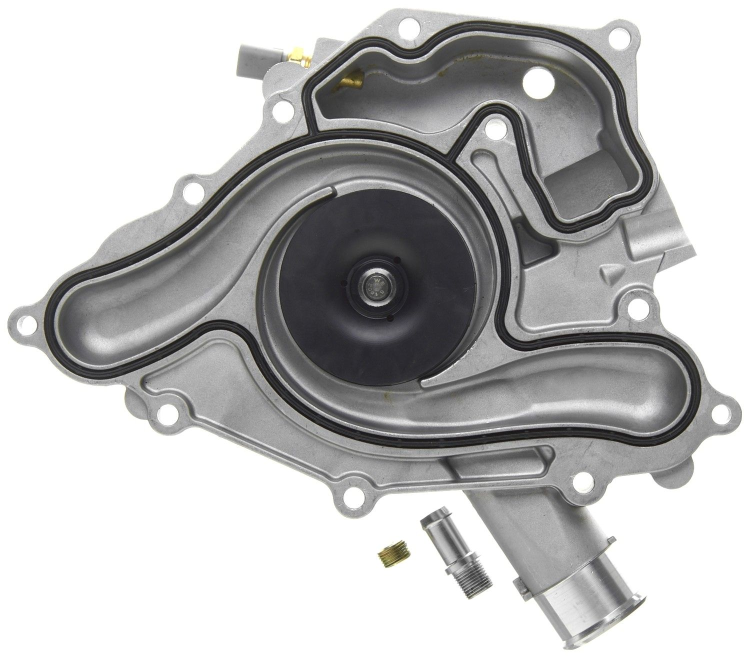 Gates Water Pump New for Jeep Grand Cherokee Dodge Durango Chrysler 43557