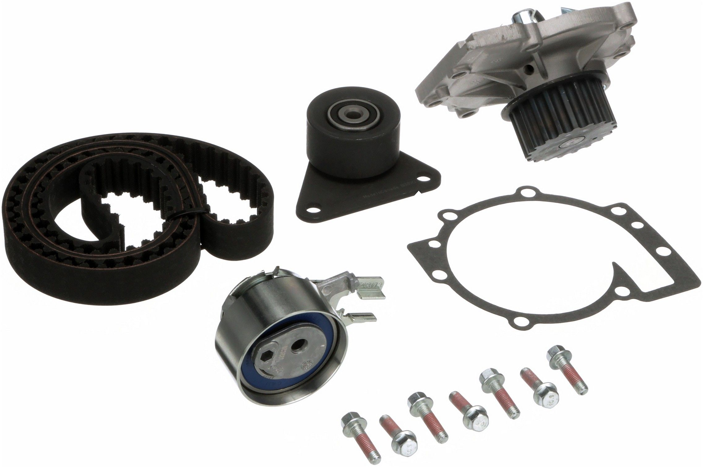 Volvo S60 Engine Timing Belt Kit with Water Pump Replacement