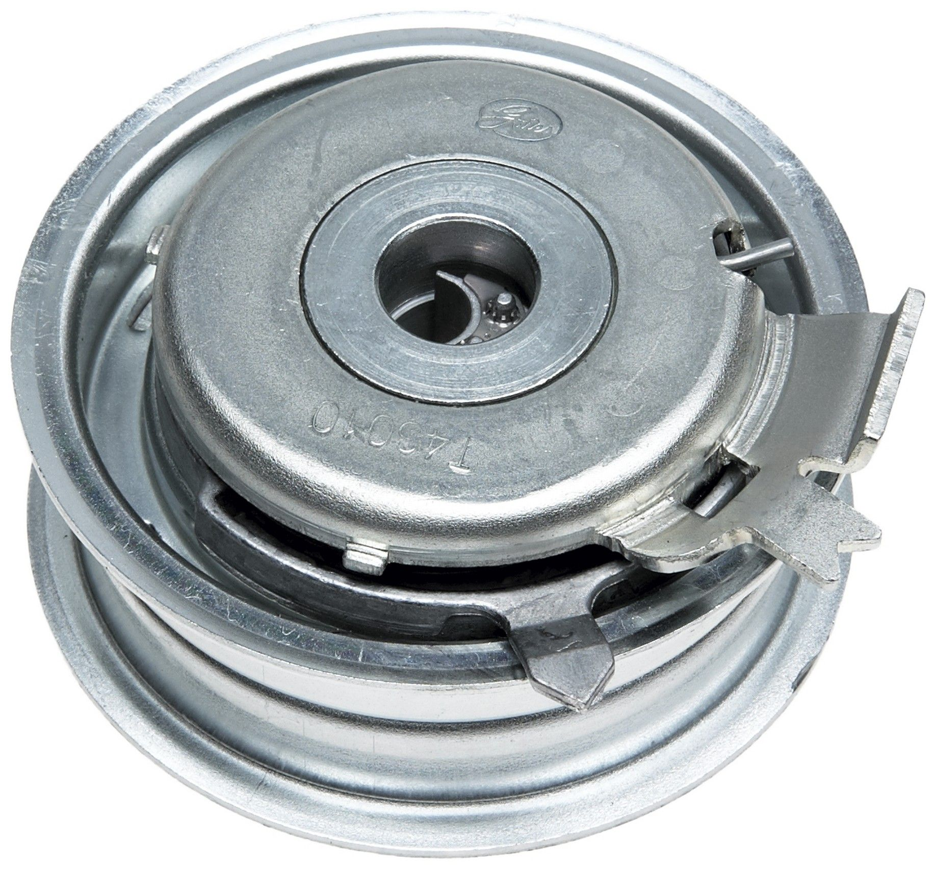 Engine Timing Belt Tensioner Pulley Replacement (ACDelco