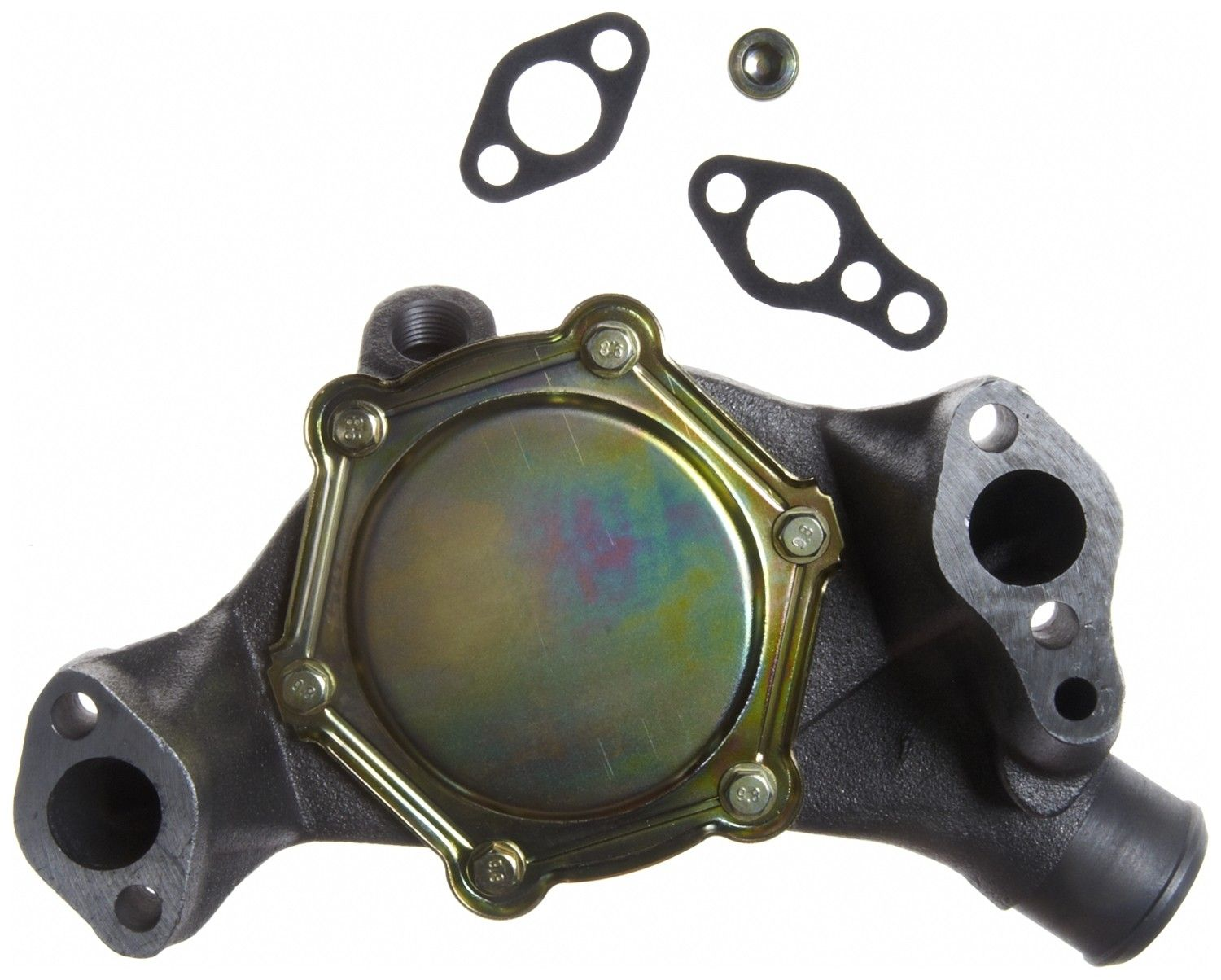 1996 gmc g3500 engine water pump 8 cyl 5 7l gates 43114