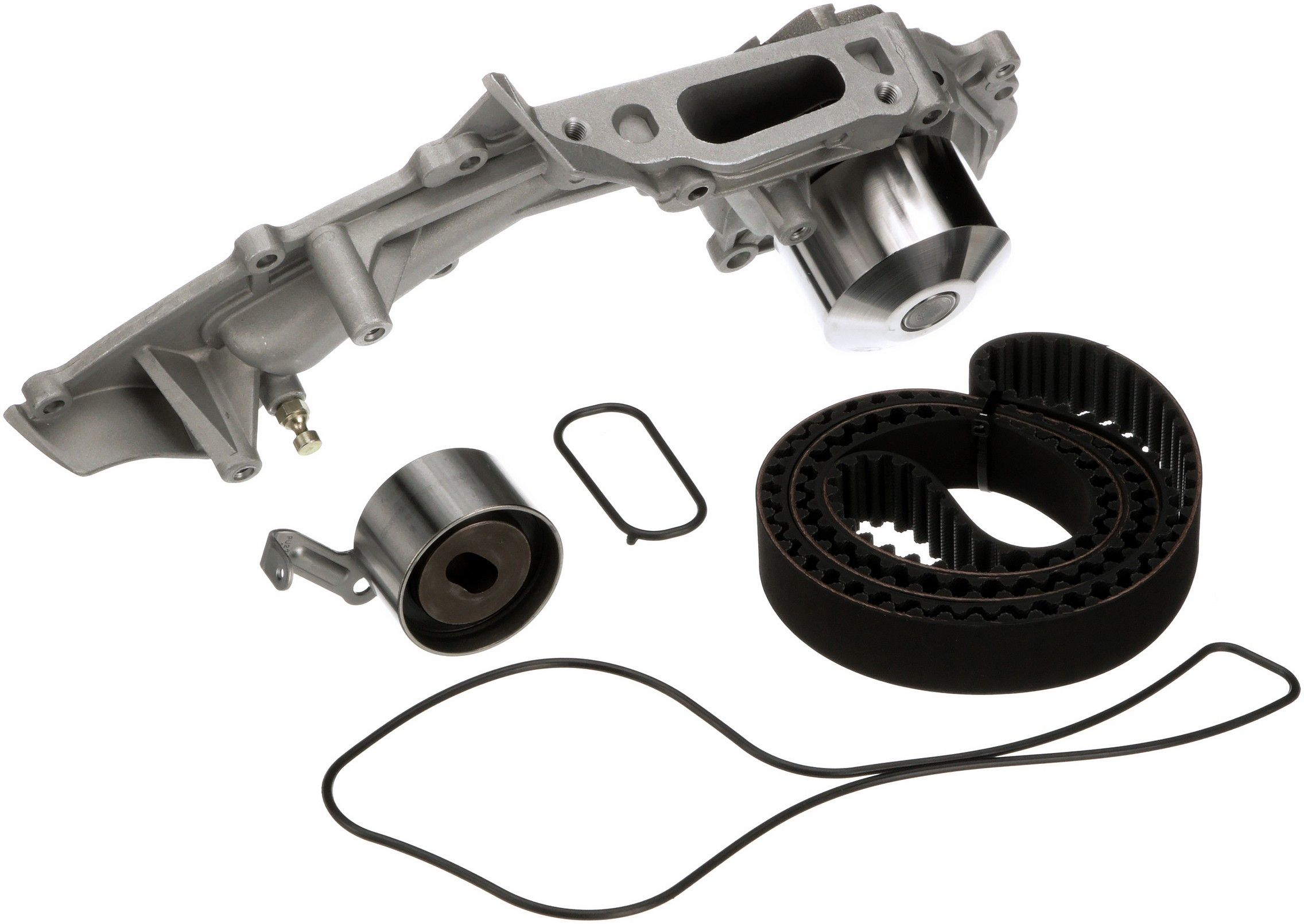 1998 Acura TL Engine Timing Belt Kit with Water Pump 6 Cyl 3.2L (Gates  TCKWP193A) Interference engine application .