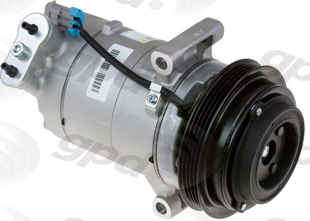 NEW A//C Suction /& Discharge Line Fits 2010 2011 2012 Chevrolet Camaro V8 6.2L