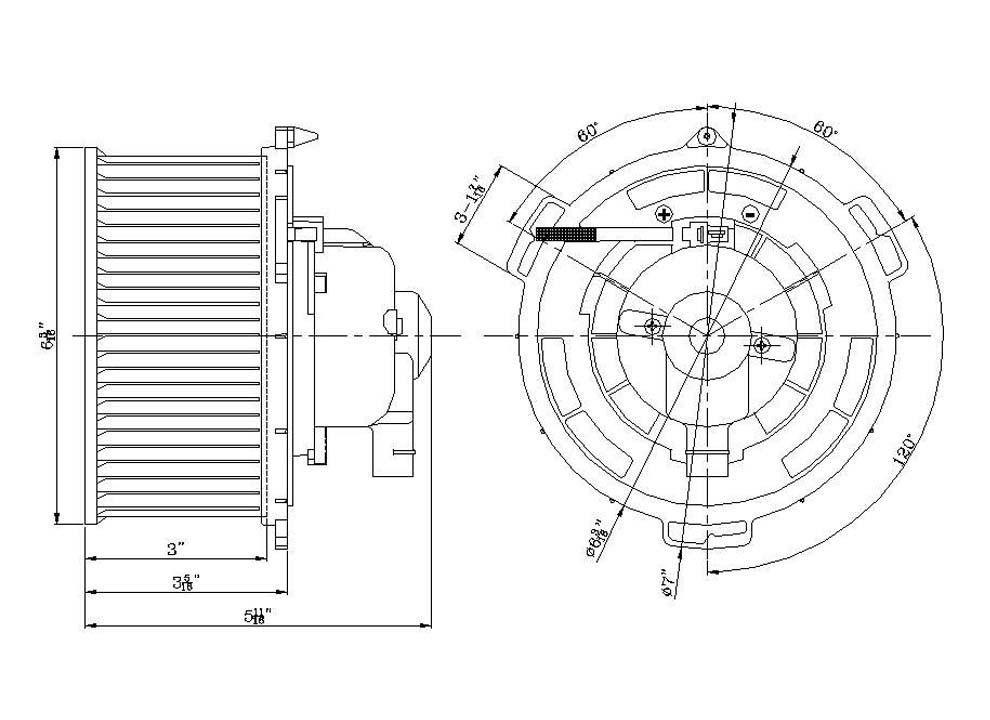 mazda 3 sport hvac blower motor replacement four seasons global