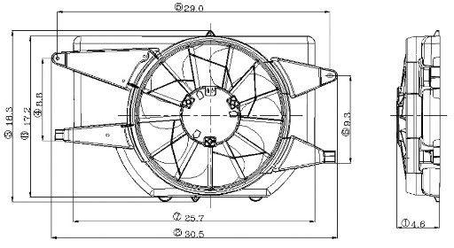 2002 Saturn Vue Engine Cooling System Diagram