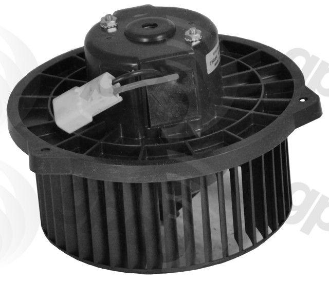HVAC Blower Motor Front TYC 700312