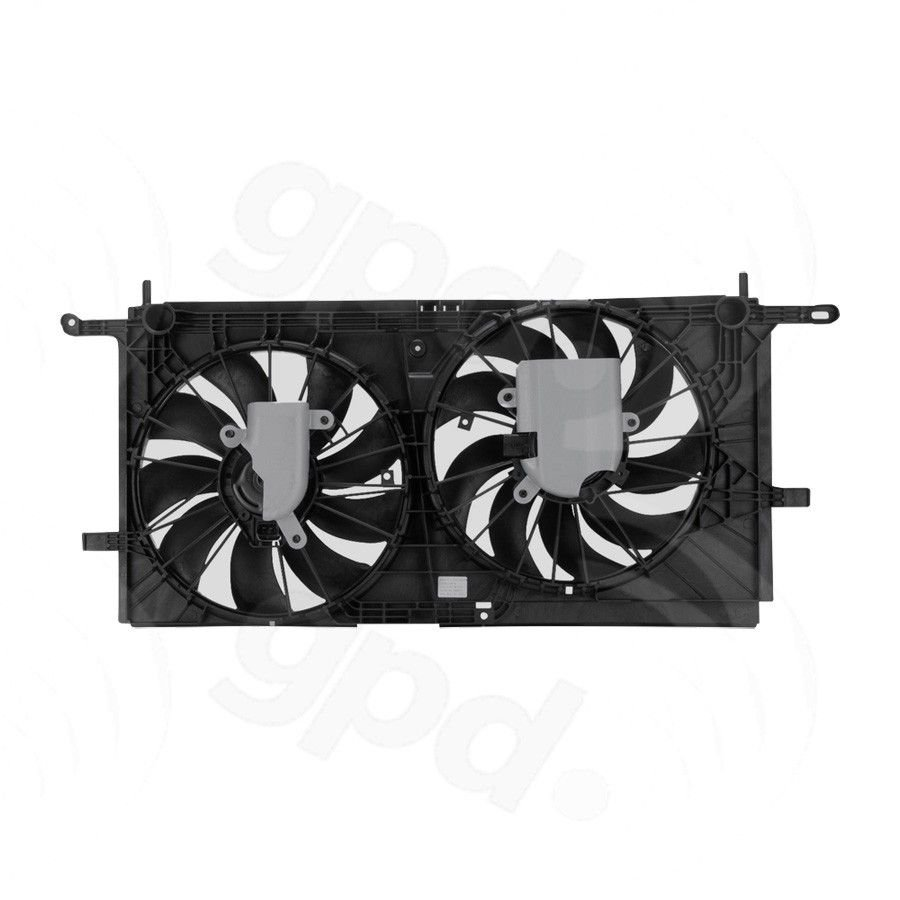 buick rendezvous engine cooling fan assembly replacement (dorman Buick Rendezvous Belt 2006 buick rendezvous engine cooling fan assembly 6 cyl 3 6l (global parts 2811535) radiator and condenser complete assy