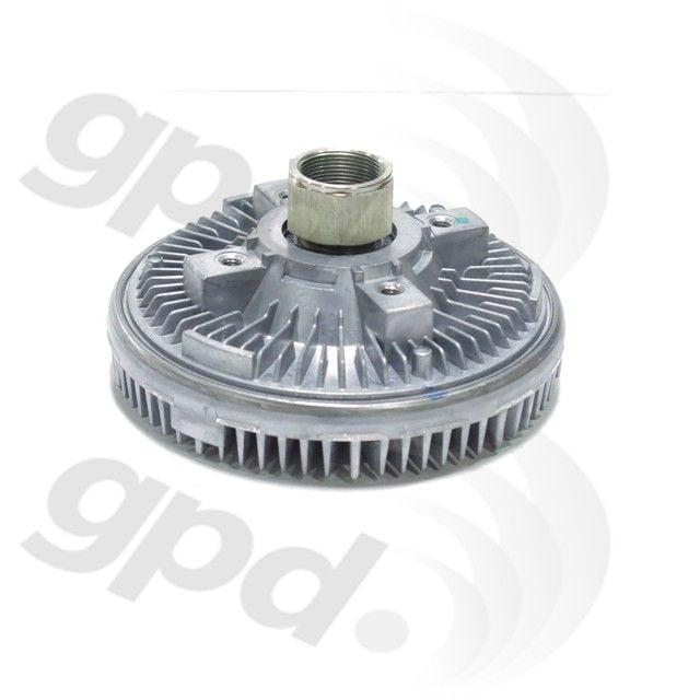 Engine Cooling Fan Clutch Global 2911269