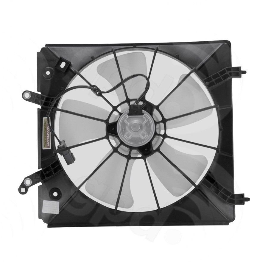 Honda Accord Engine Cooling Fan Assembly Replacement Apdi Dorman