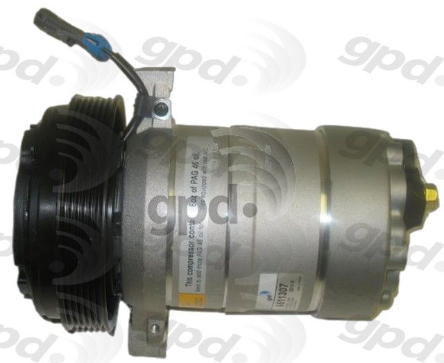 A//C Compressor-Compressor 4 Seasons 57092 Reman