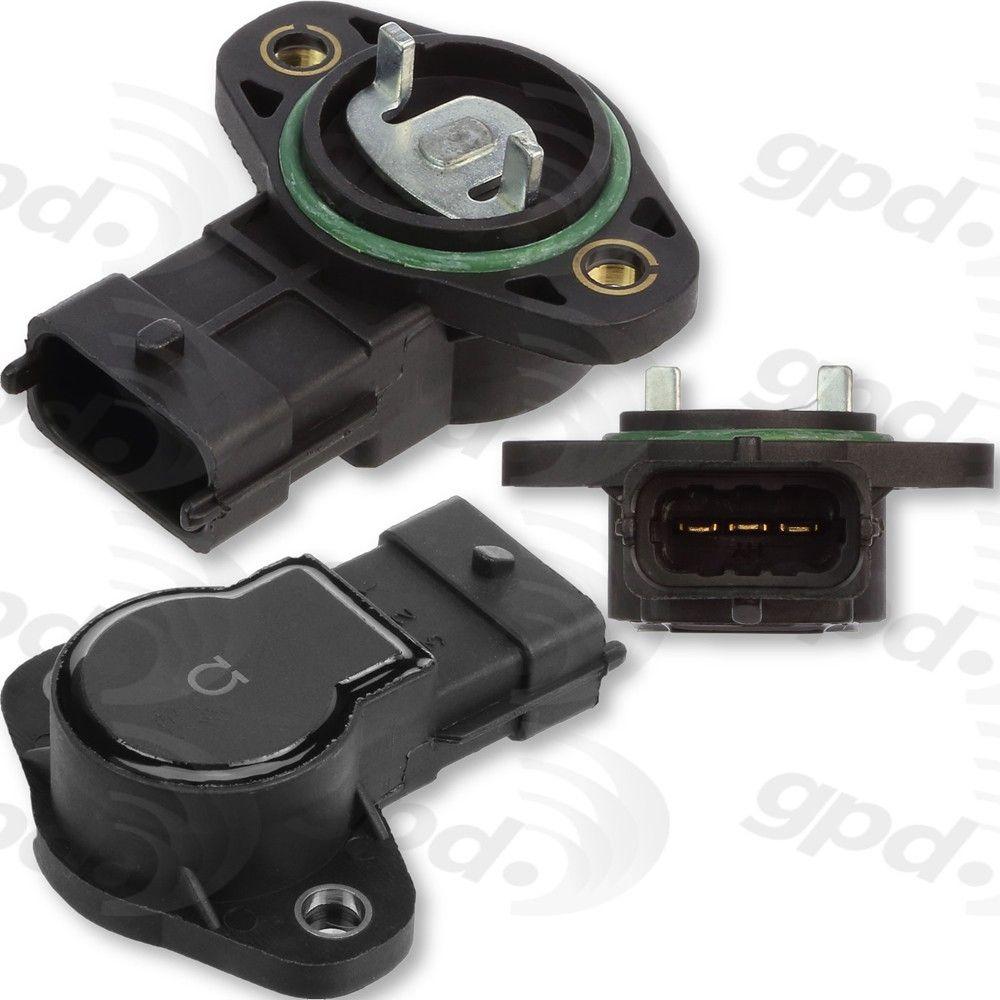 BECKARNLEY 158-1359 Throttle Position Sensor