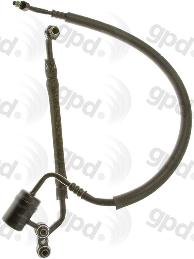 ACDelco 36-360810 Professional Power Steering Pressure Line Hose Assembly