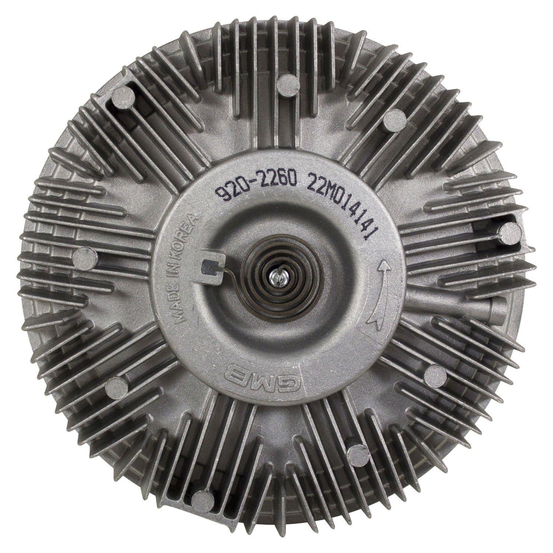 Engine Cooling Fan Clutch Hayden 2791