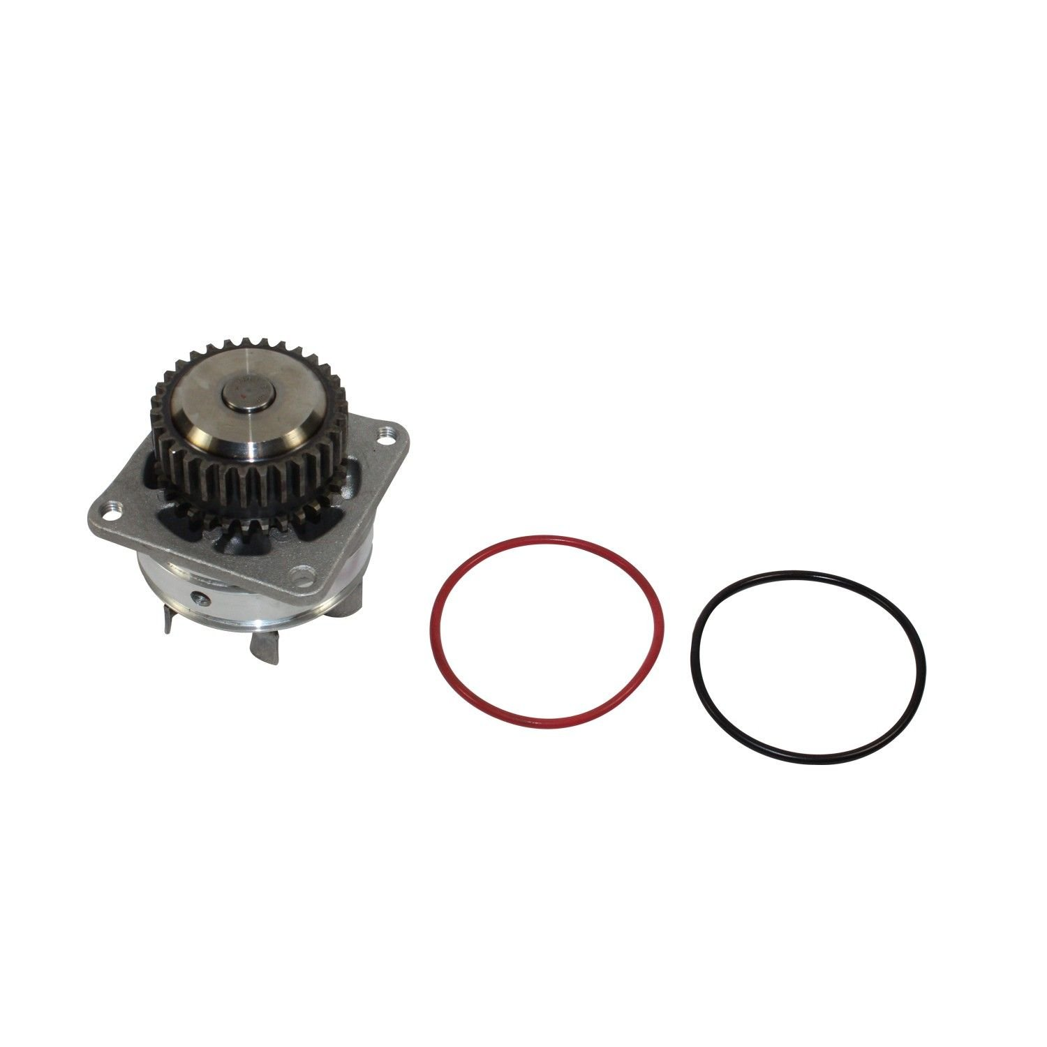 Nissan Altima Engine Water Pump Replacement (AISIN, Airtex