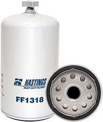 Hastings Filters FF1182 Suction Line Spin-On Fuel and Water Separator Filter with Drain