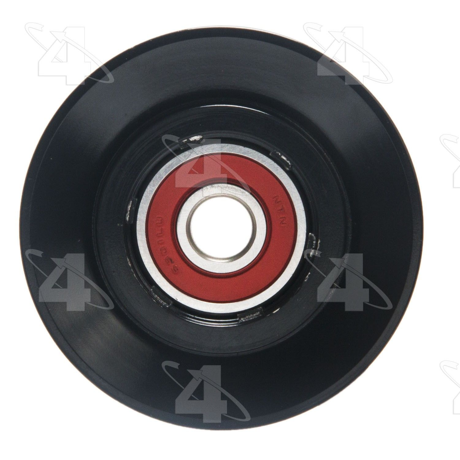 Nissan Frontier Drive Belt Idler Pulley Replacement Dayco Four Diagram 1999 Power Steering 4 Cyl 24l Seasons 45957
