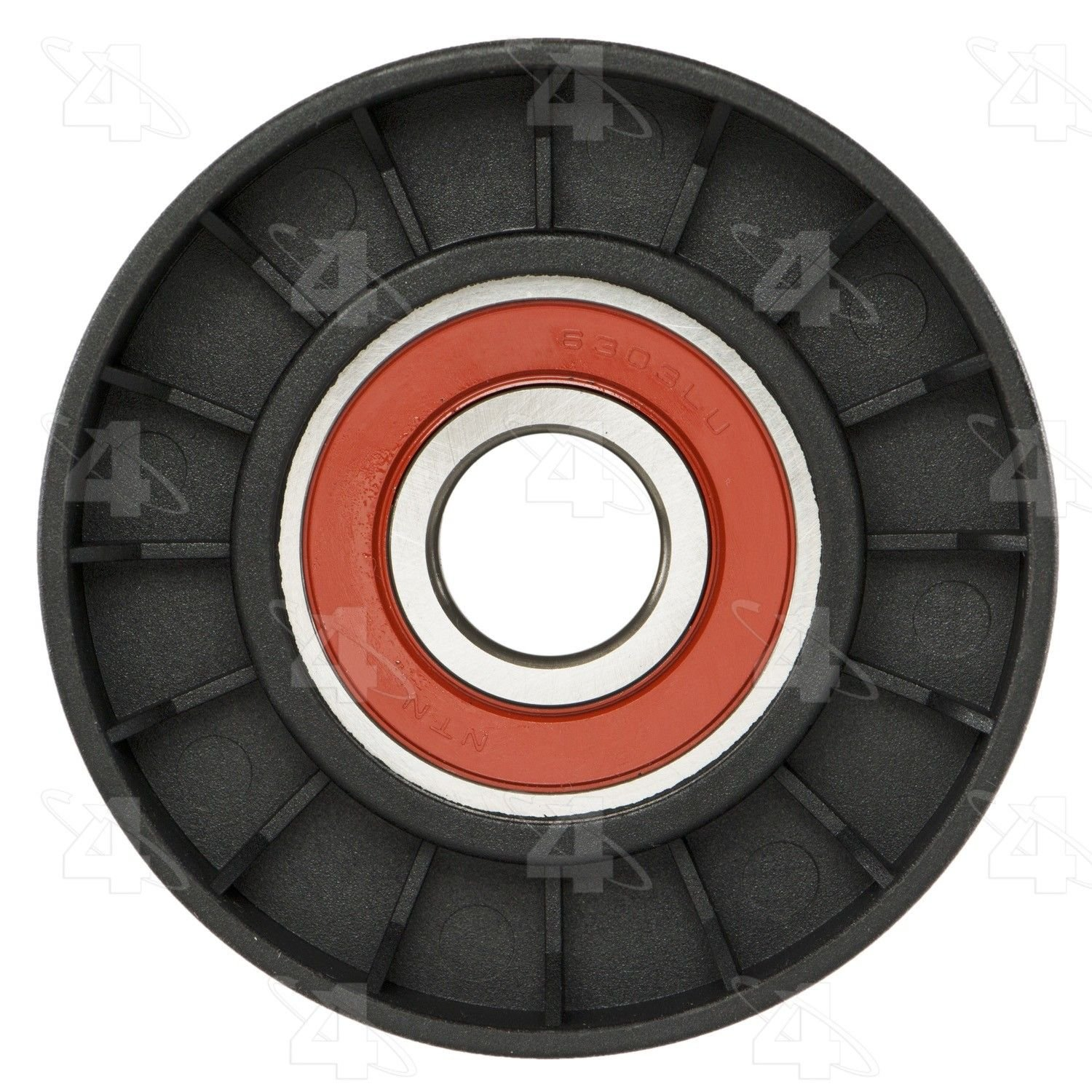 Subaru Legacy Drive Belt Idler Pulley Replacement Dayco Dorman 2000 Outback Fan 2010 6 Cyl 36l Four Seasons 45043