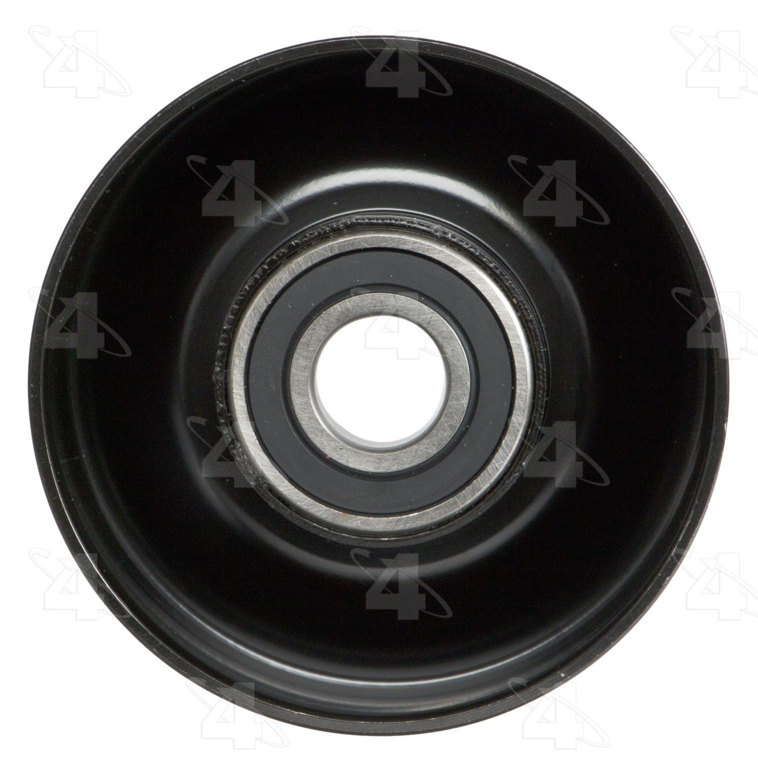 Dodge Dynasty 1990 Idler Tensioner Pulley: Accessory Drive Belt Tensioner Pulley Replacement (ACDelco