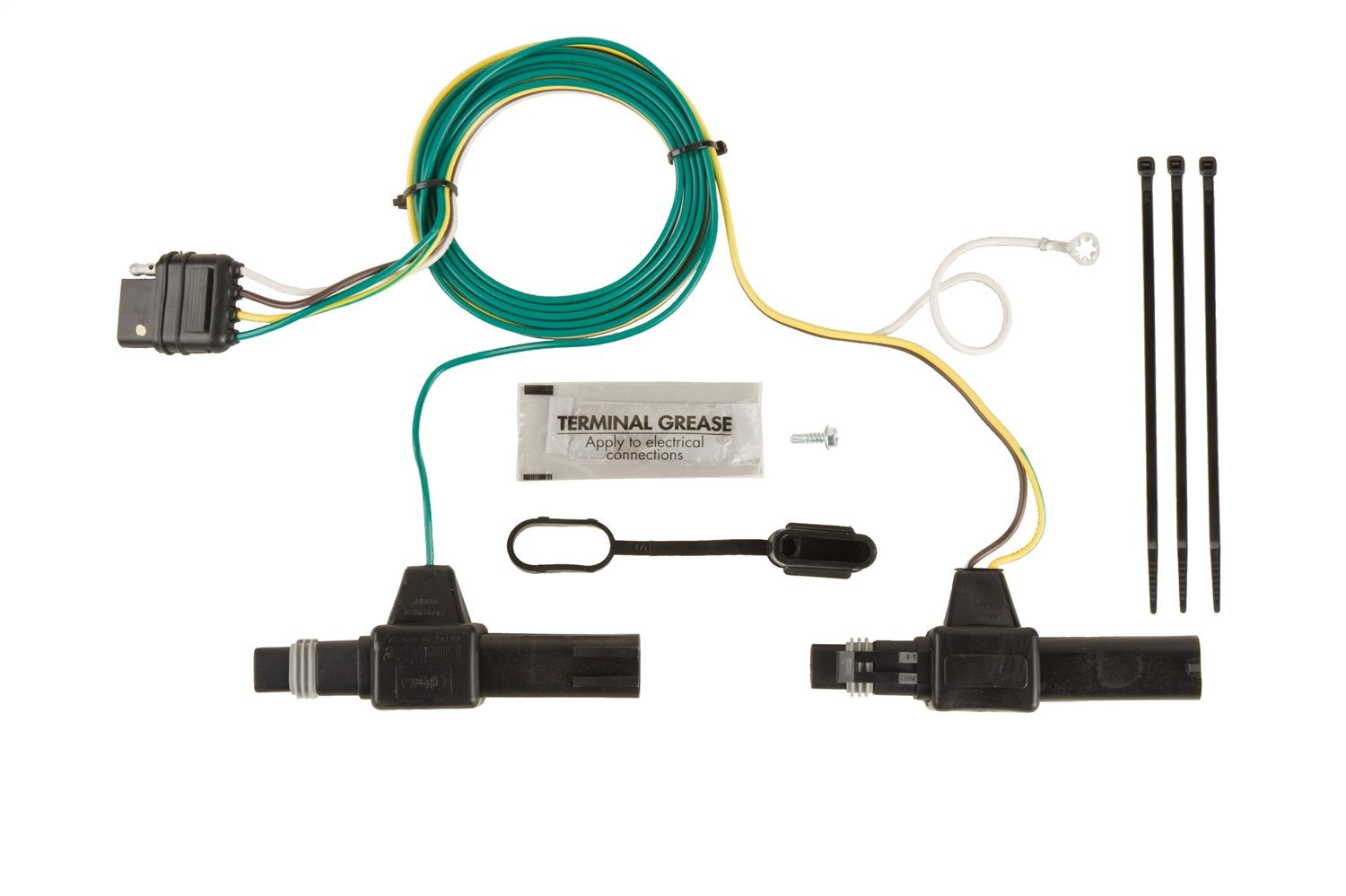 Trailer Wiring Harness Replacement  Curt  Hopkins Towing Solution  Rugged  U00bb Go