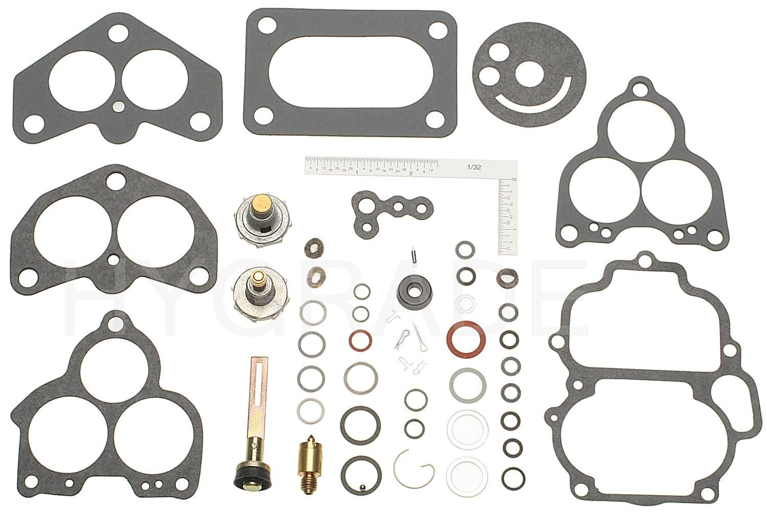 Ford F 250 Carburetor Repair Kit Replacement Hygrade Walker Go Wiring Harness Kits 1956 8 Cyl 44l 1434 With Holley Carb 2100 2110 B6c C D B6y A B7c B Ecw E H J K L M R1157