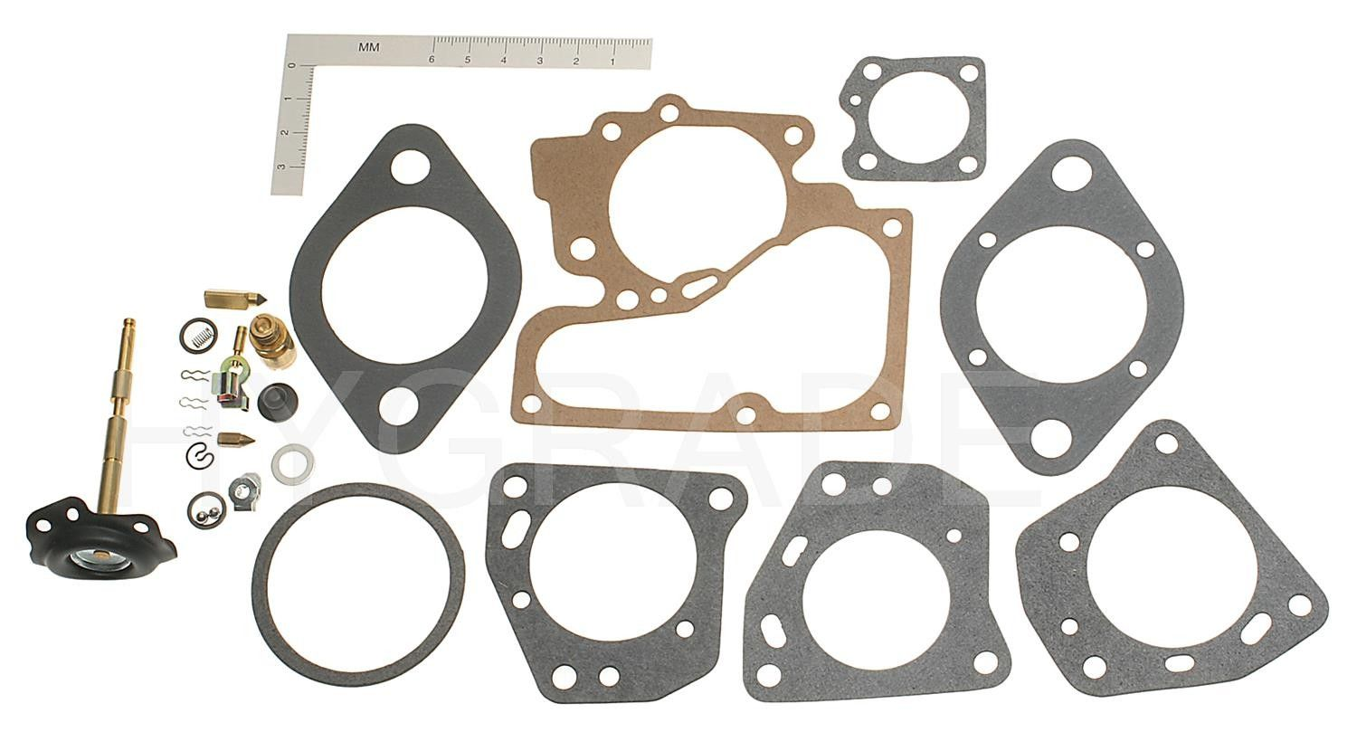 Ford F-250 Carburetor Repair Kit Replacement (Hygrade