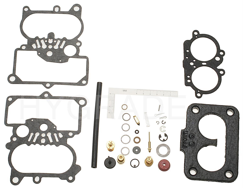 Plymouth Satellite Carburetor Repair Kit Replacement (Hygrade
