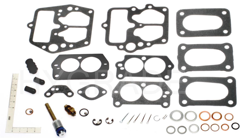 Nissan 1200 Carburetor Repair Kit Replacement (Hygrade, Walker) » Go