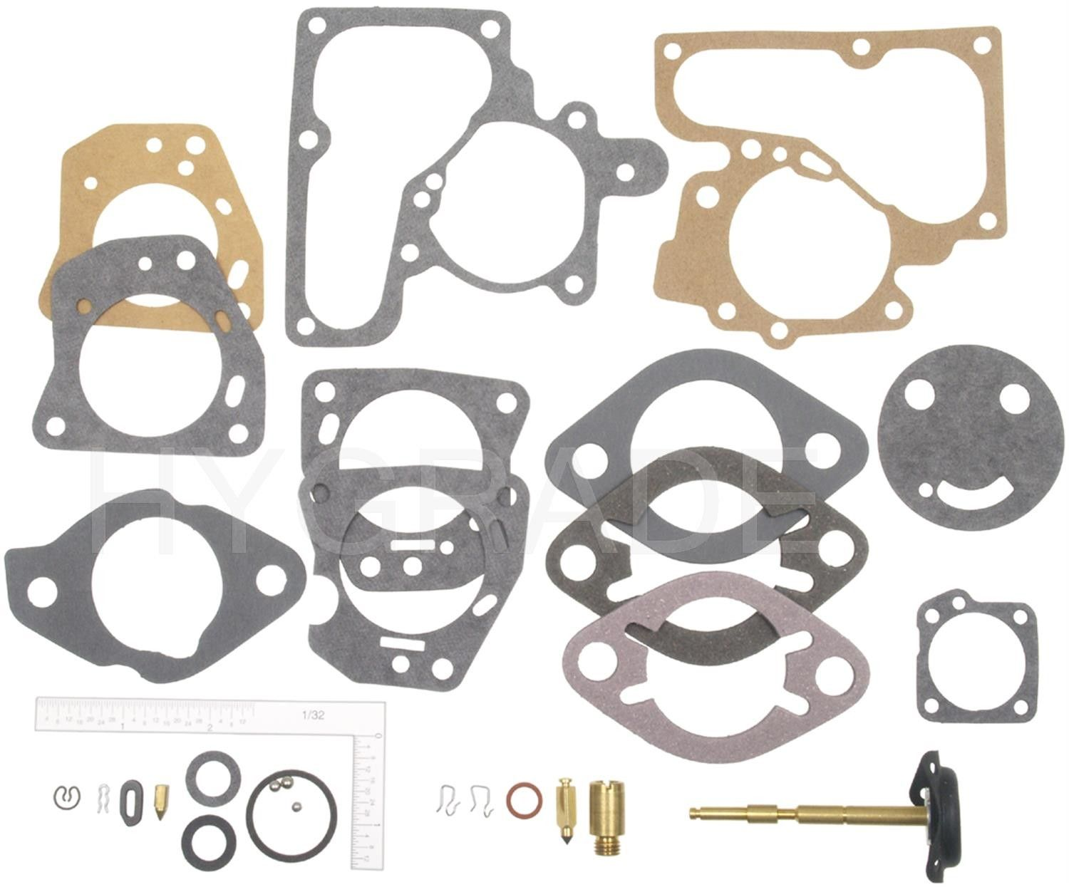 Ford F 250 Carburetor Repair Kit Replacement Hygrade Walker Go Wiring Harness Kits 1968 6 Cyl 39l 419b With Carter Carb Yf 4496 4707 7860 C8tf A Be