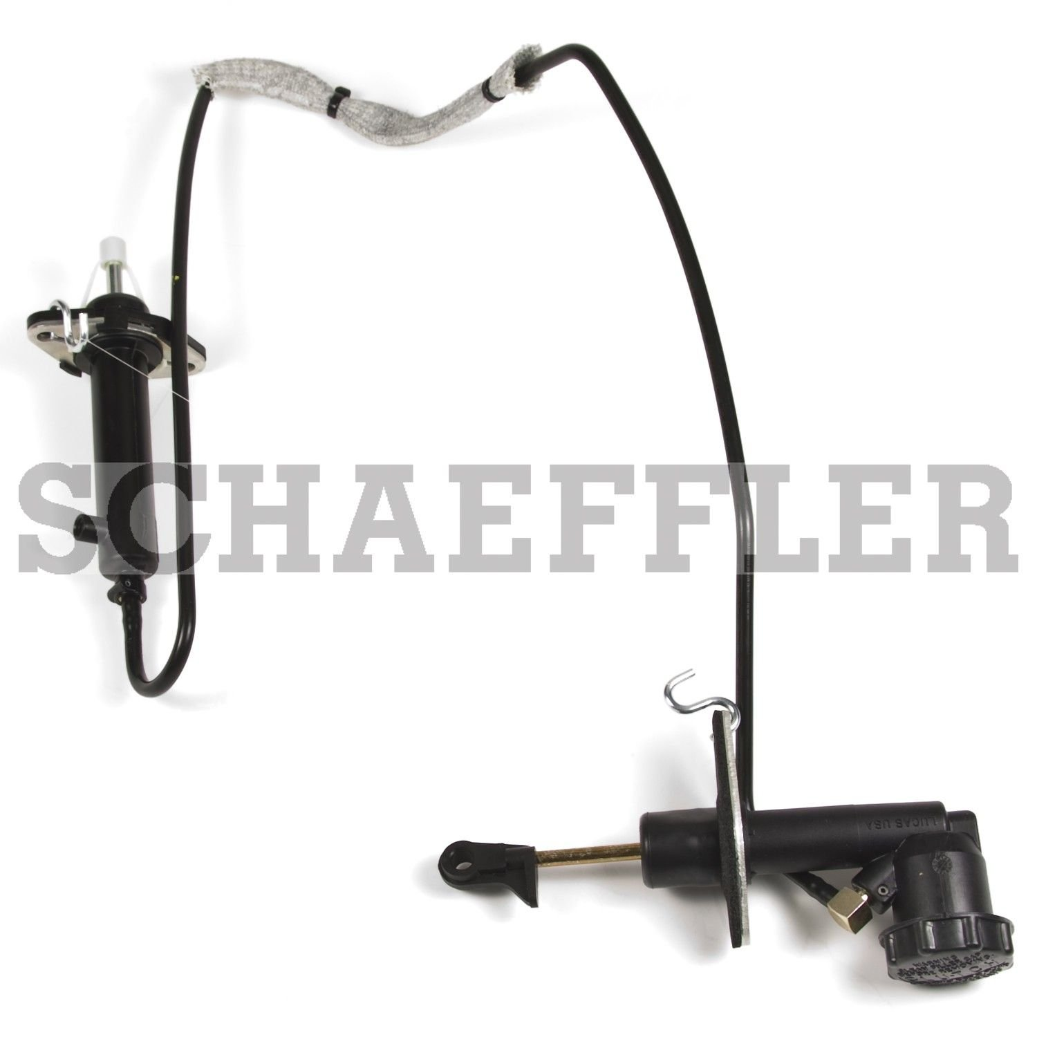 E on 1999 Ford Ranger Clutch Master Cylinder