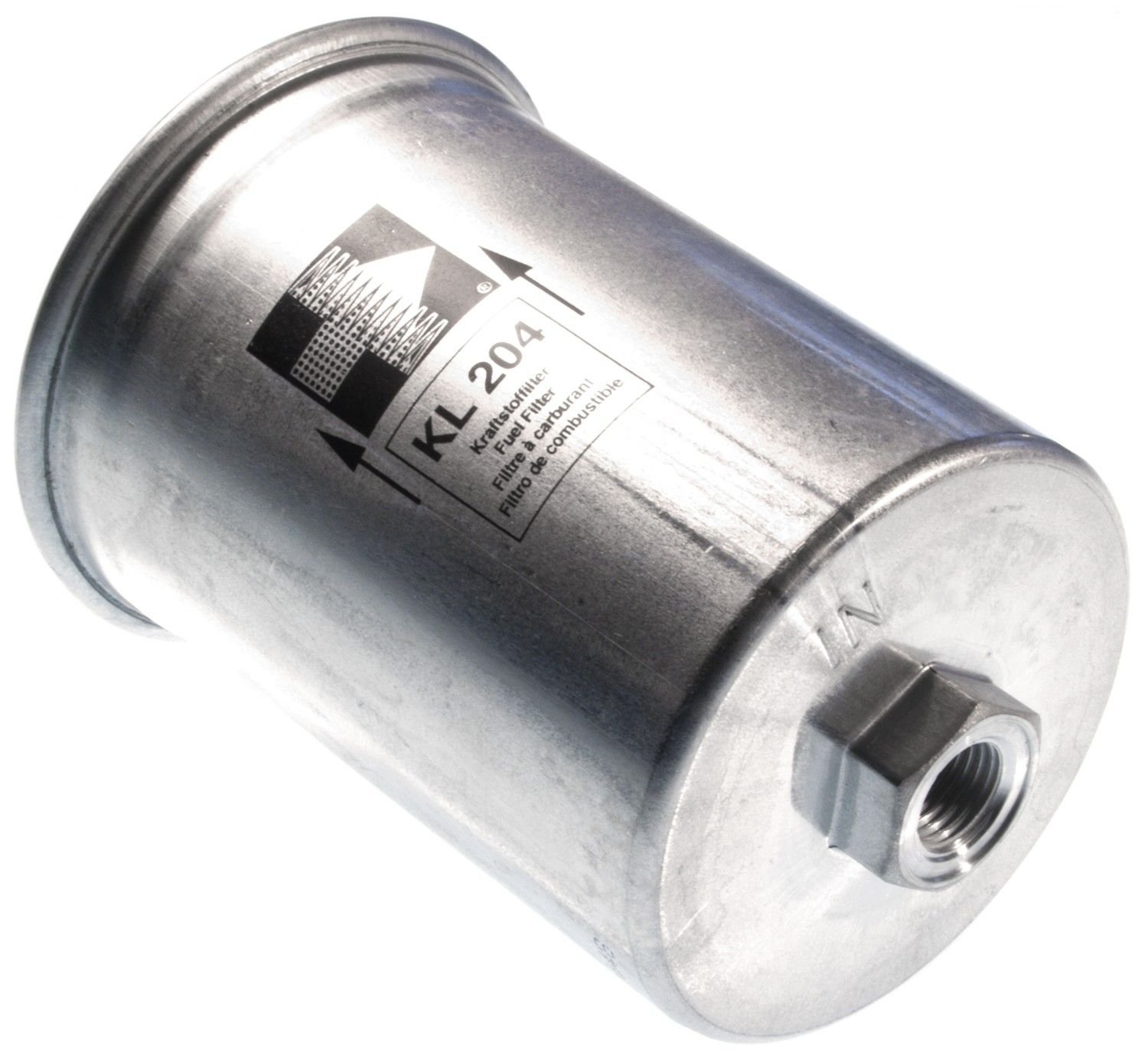 Audi 90 Fuel Filter Replacement Beck Arnley Fram Hastings Hengst 1994 In Line 6 Cyl 28l Mahle Kl 204 Type