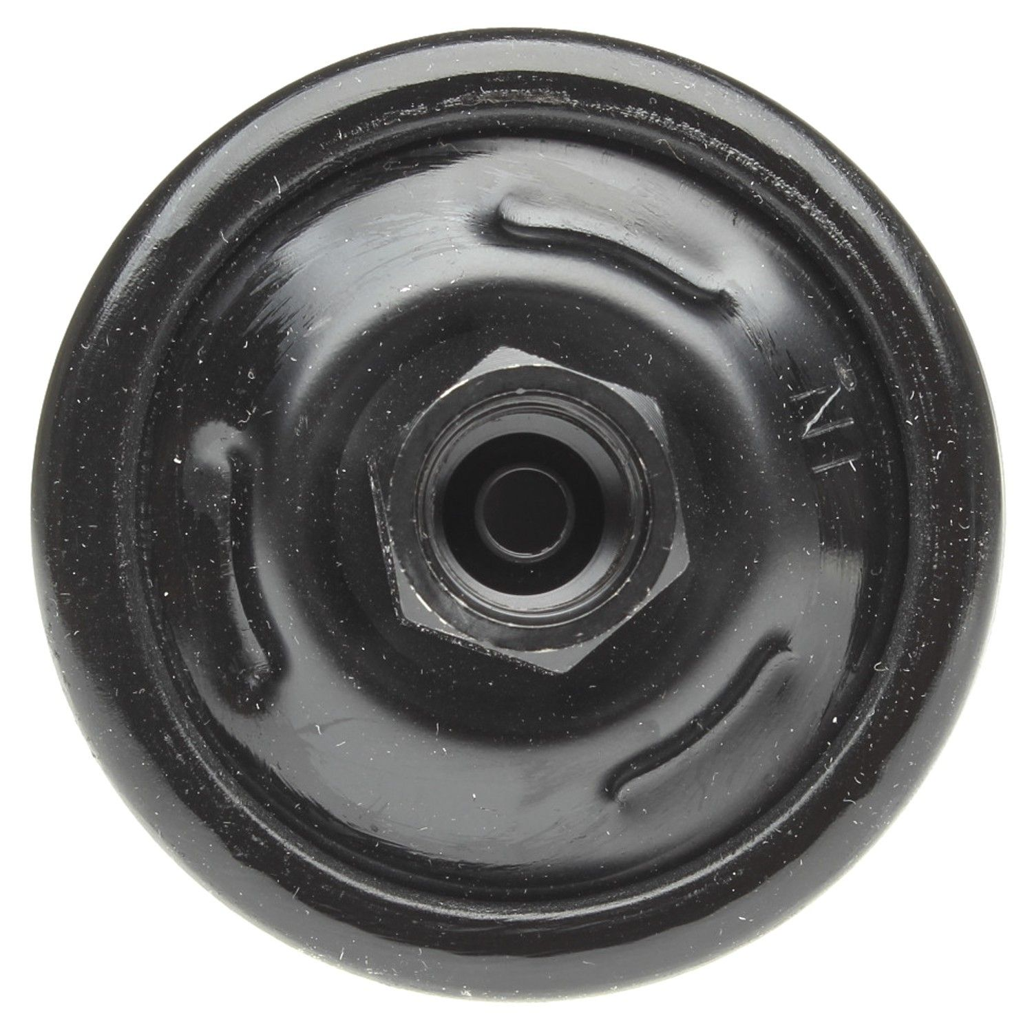 1997 Mitsubishi Mirage Fuel Filter - In-Line 4 Cyl 1.8L (Mahle KL 509)  Filter Type In-line Fuel Filter .