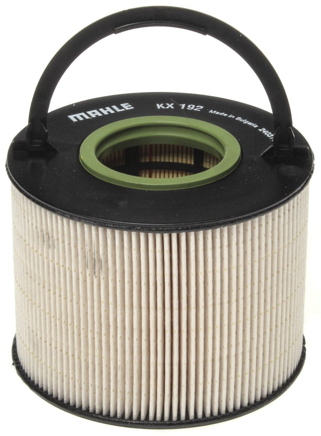 2009 Volkswagen Touareg Fuel Filter - Engine 6 Cyl 3.0L (Mahle KX 192D)  Filter Type Fuel Filter Cartridge .