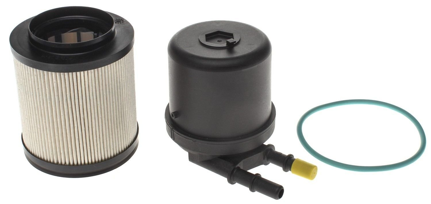 Ford F 250 Super Duty Fuel Filter Replacement Fram Full Hastings 2011 F250 Housing 8 Cyl 67l Mahle Kx 390s Type Cartridge Kit