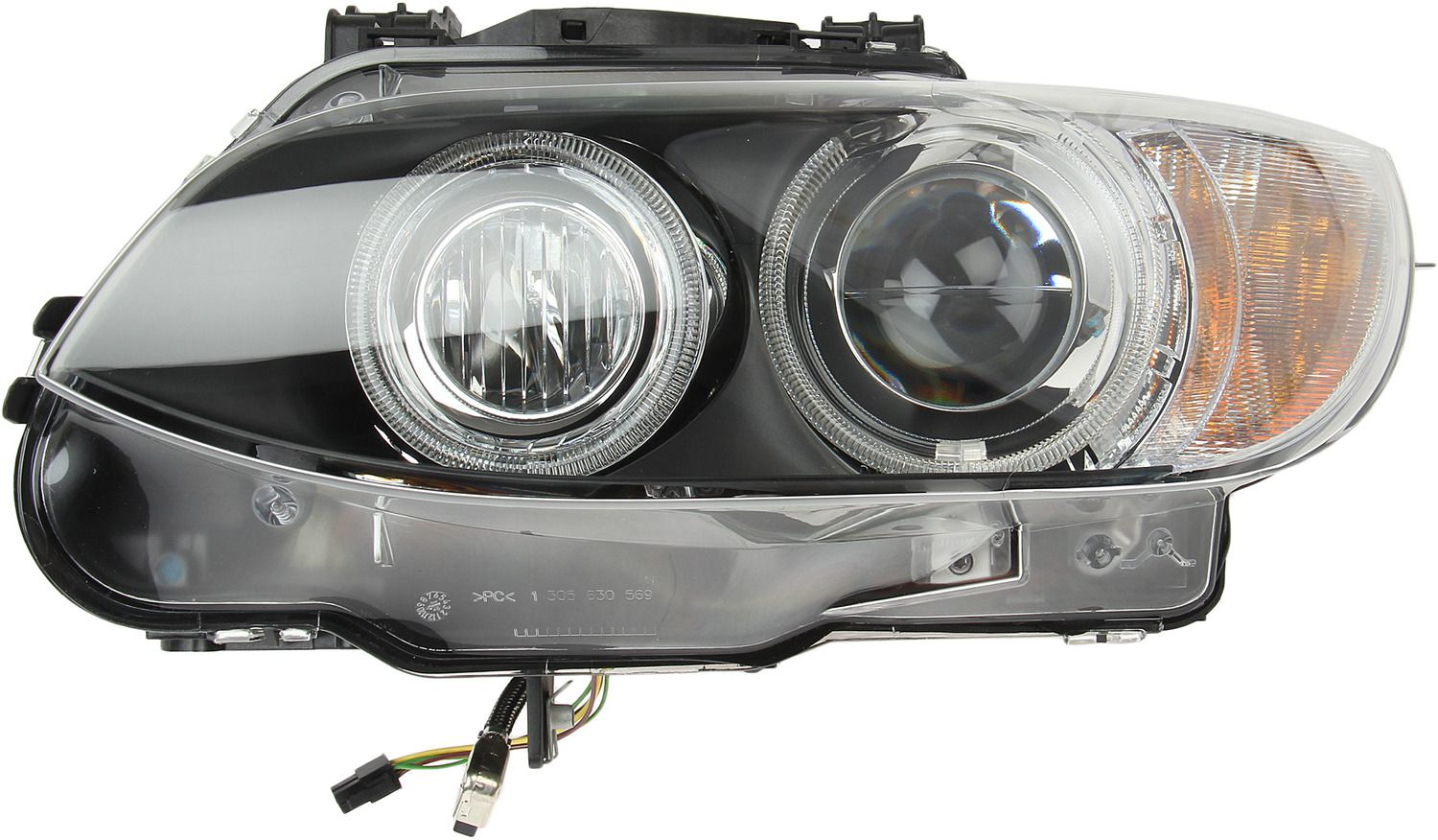 BMW 335i Headlight Assembly Replacement (Dorman, Hella