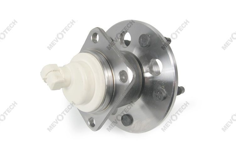 Pontiac Montana Wheel Bearing and Hub Assembly Replacement (ACDelco