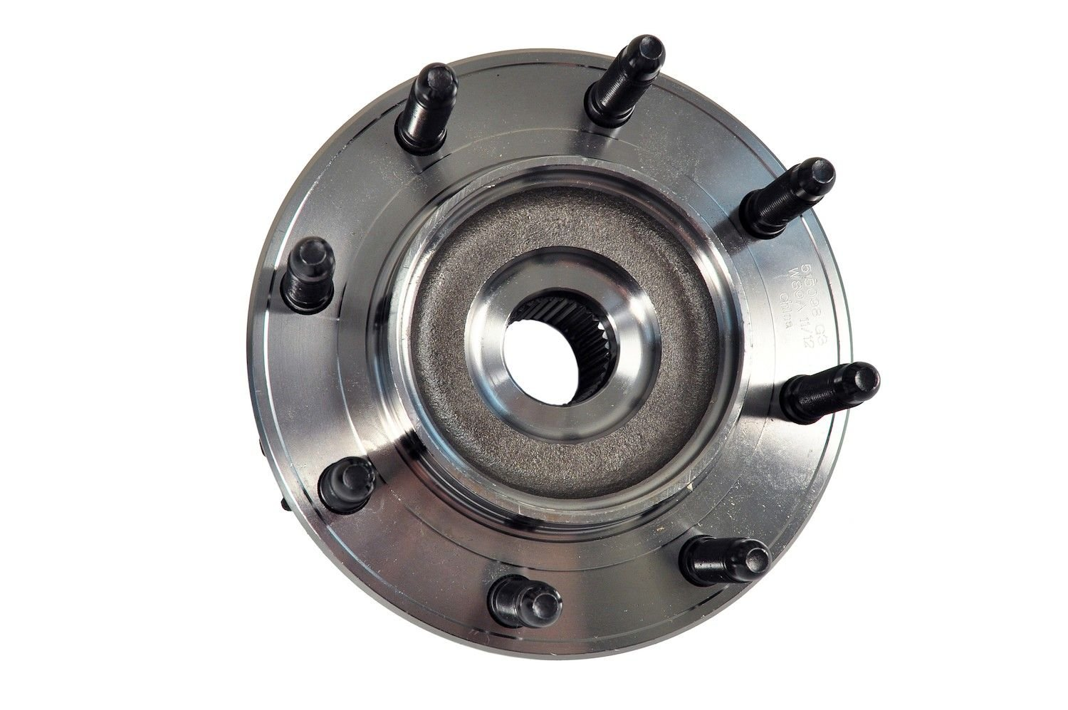 GMC Sierra 2500 HD Wheel Bearing and Hub Assembly