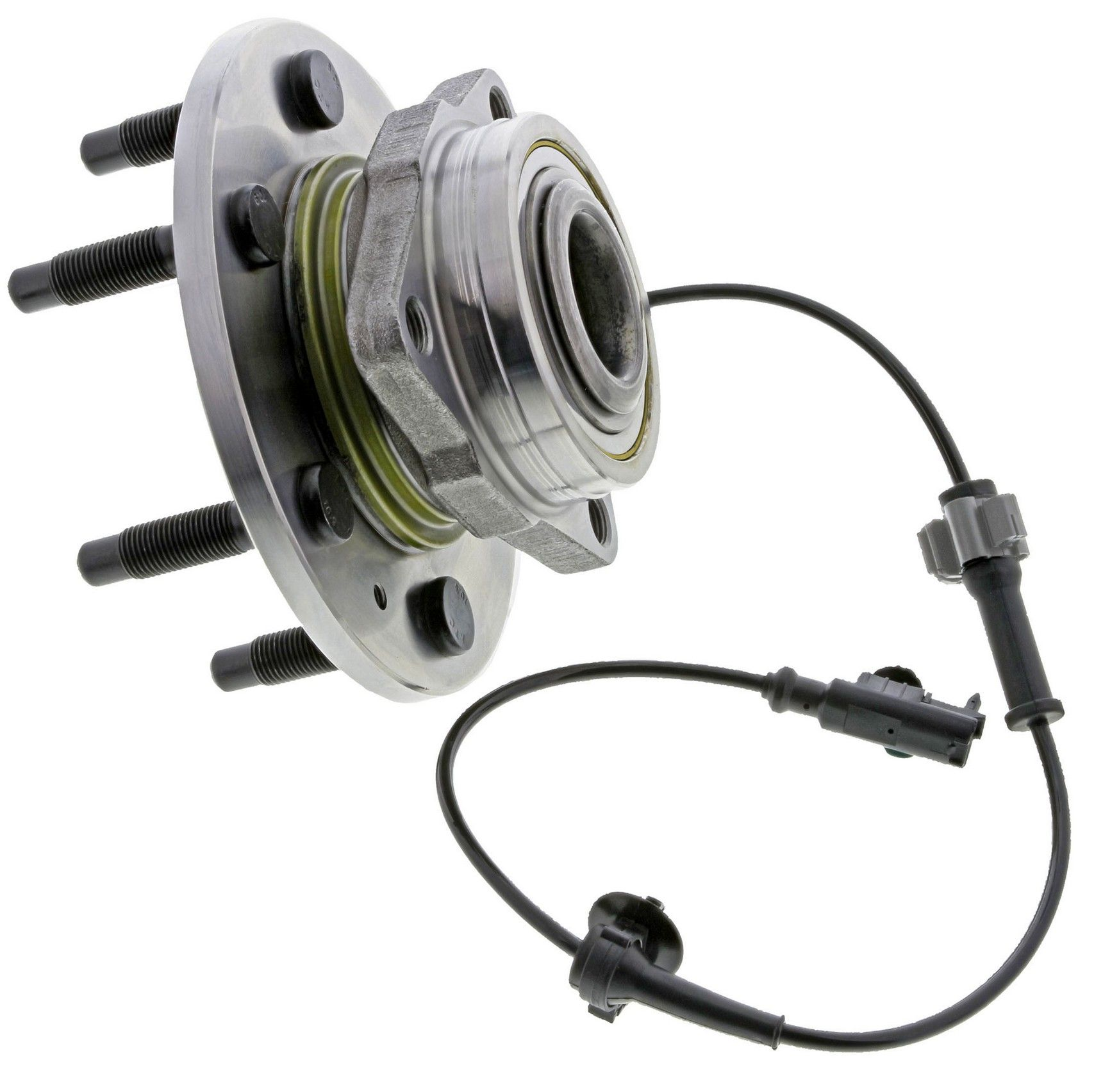 Chevrolet Silverado 1500 Wheel Bearing and Hub Assembly Replacement