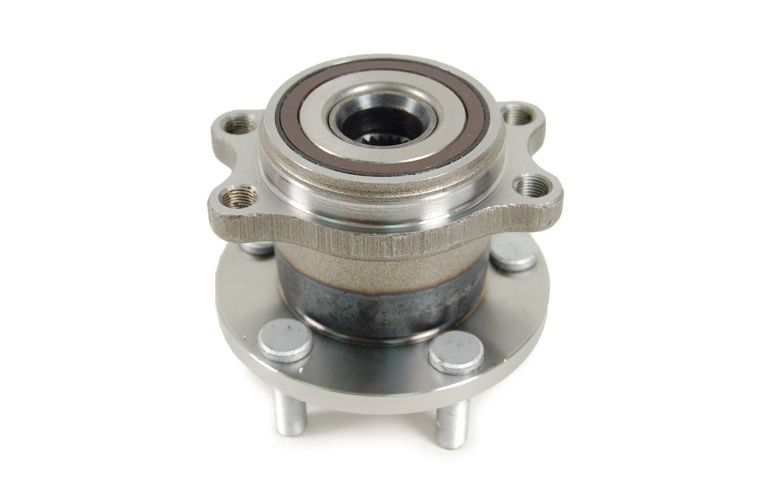 Subaru Outback Wheel Bearing And Hub Assembly Replacement Beck 2000 Axle Nut 2005 Rear Mevotech H512293