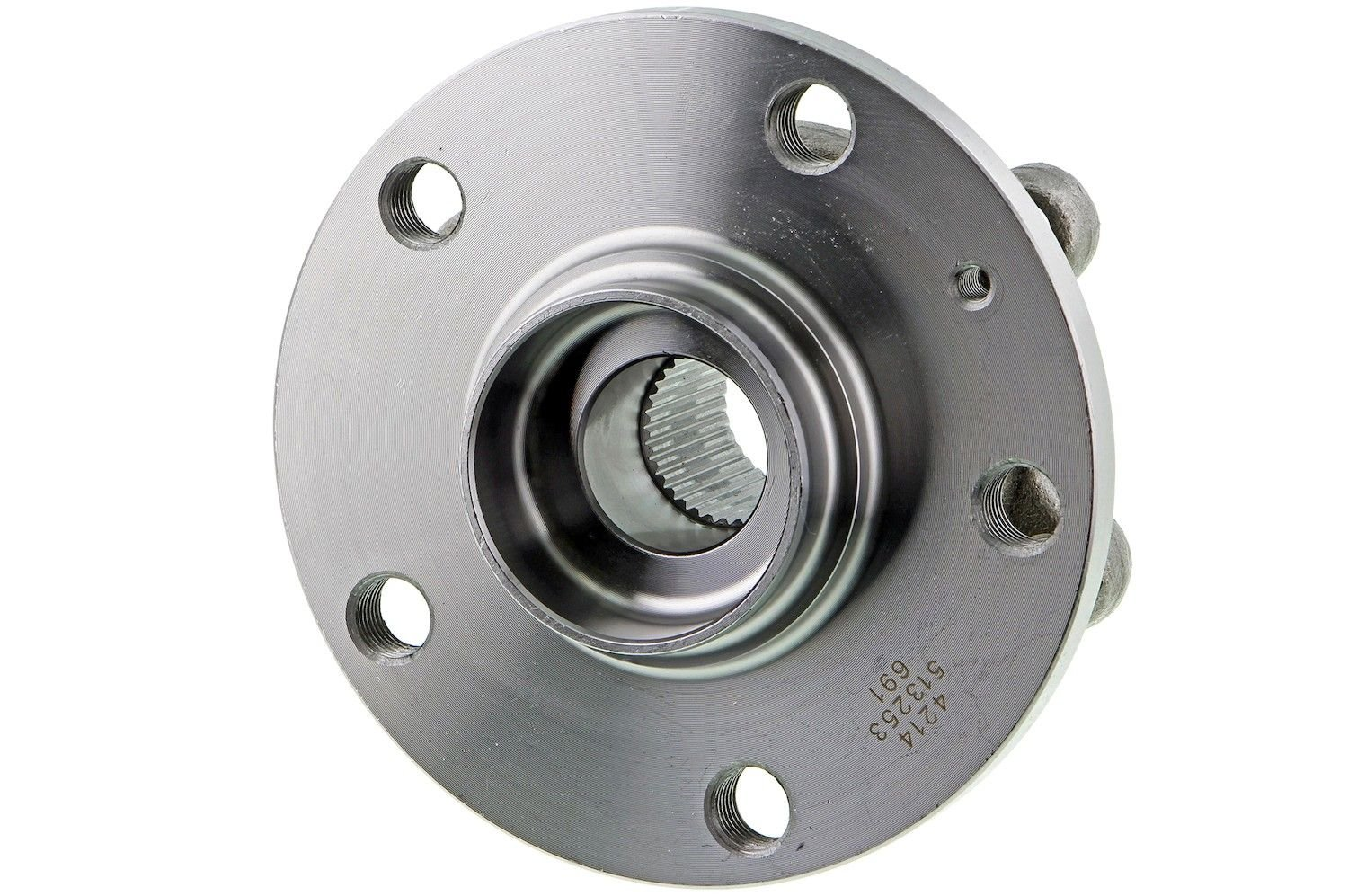 Volkswagen Golf Wheel Bearing and Hub Assembly Replacement (Beck