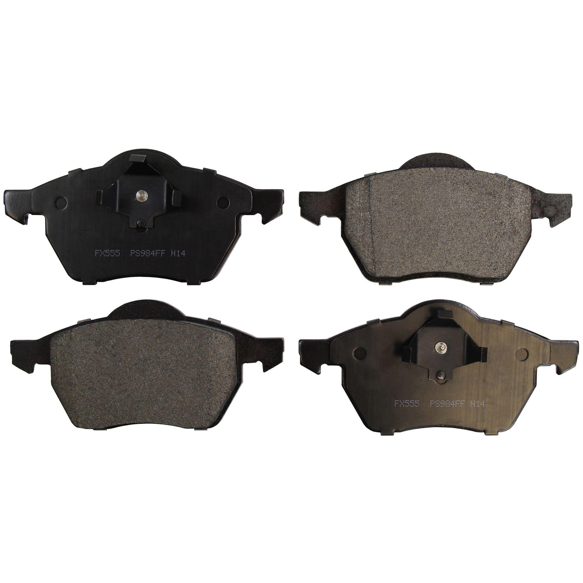 Monroe FX963 ProSolution Semi-Metallic Brake Pad