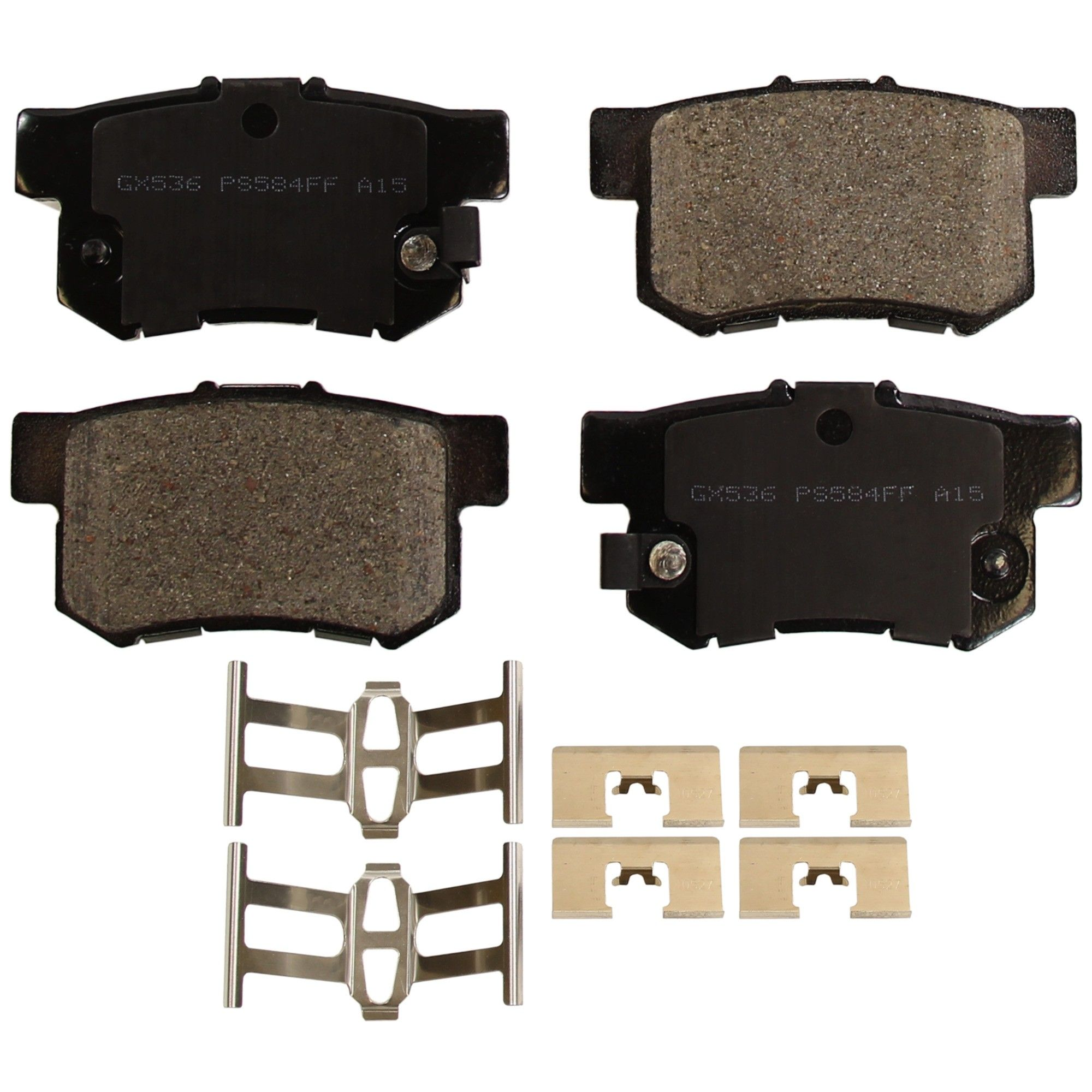 Acura TL Disc Brake Pad Replacement Advics Akebono Beck Arnley - Acura tl brake pads