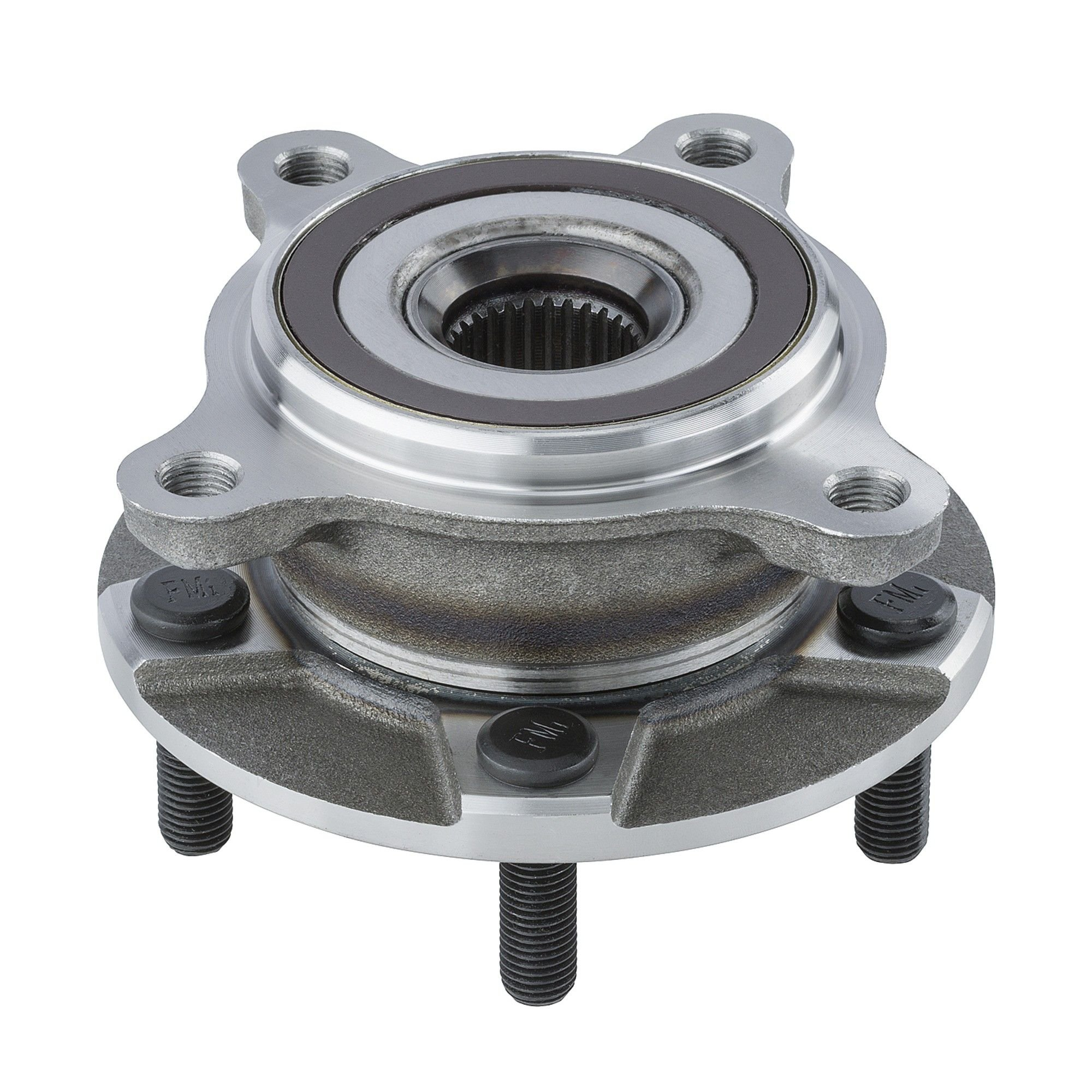 Lexus IS250 Wheel Bearing and Hub Assembly Replacement (Beck