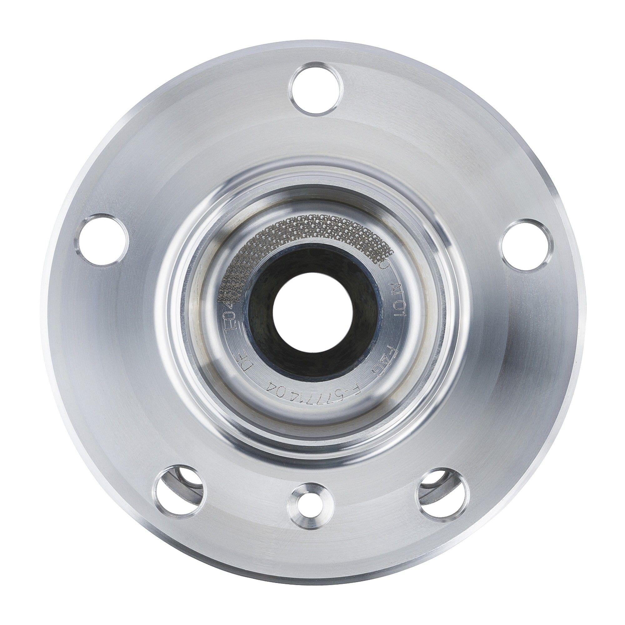Timken HA590530 Wheel Bearing and Hub Assembly