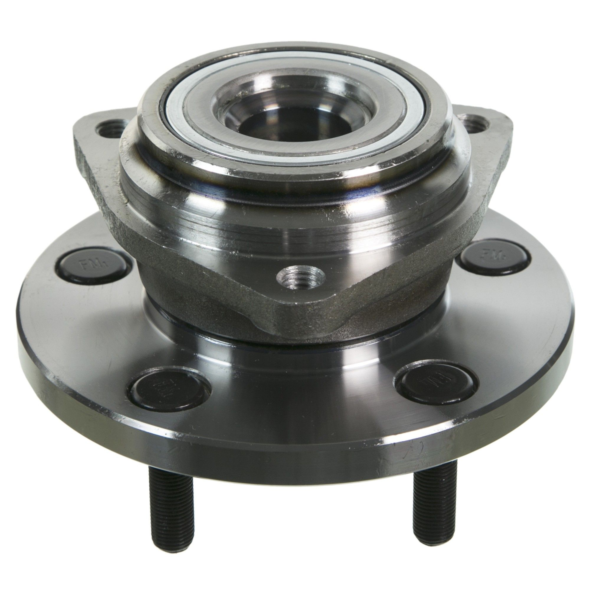 Jeep Grand Cherokee Wheel Bearing and Hub Assembly Replacement