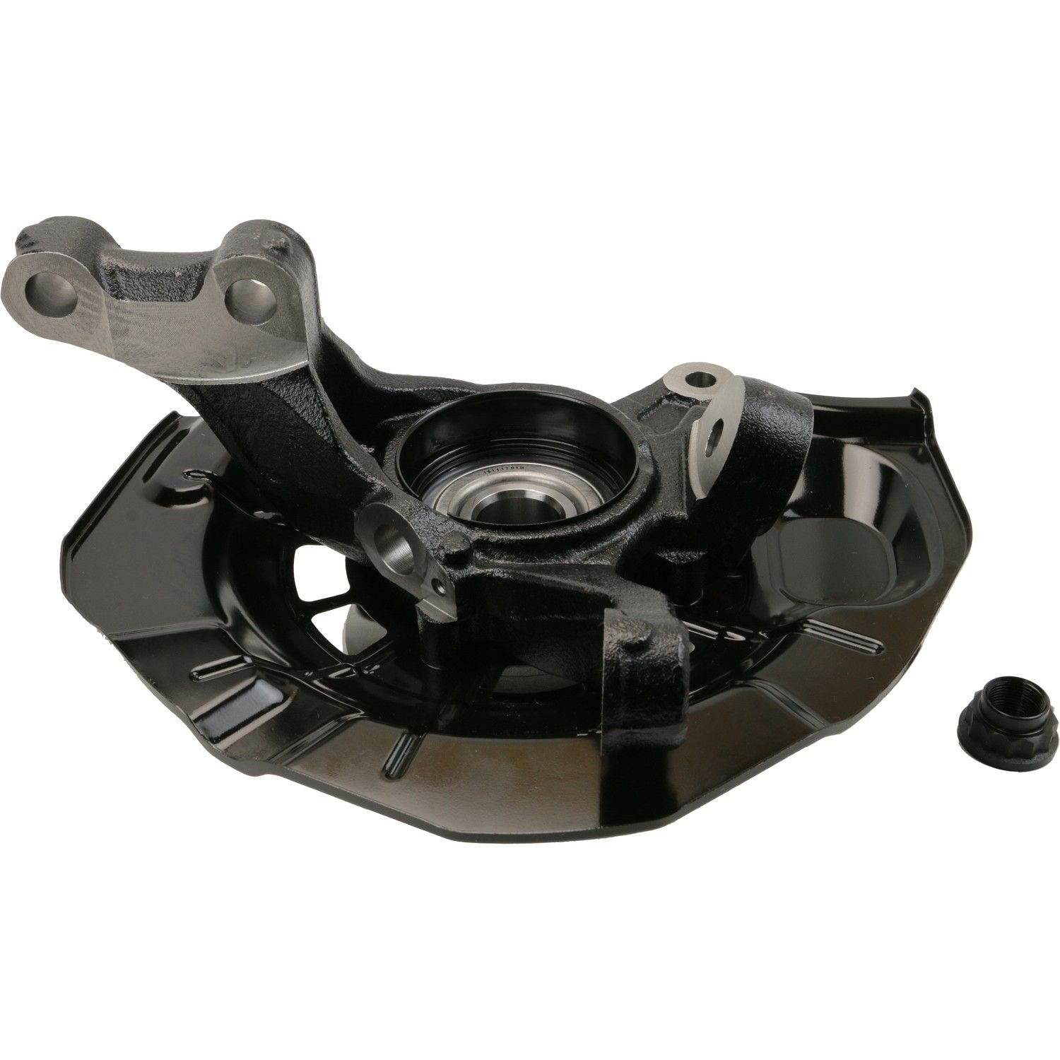 Suspension Knuckle Assembly Replacement (Genuine, MTC